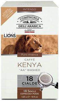 Compagnia dell'Arabica Kenya AA Espressopads