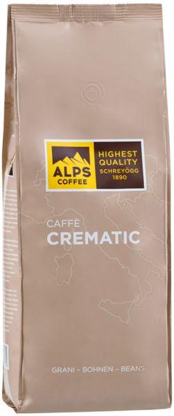 Alps Coffee Kaffee Crematic 1000g