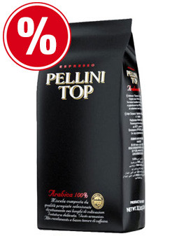 Pellini Espresso Top 250g Bohne