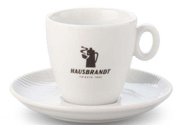 Hausbrandt Kaffee Cappuccino Tasse