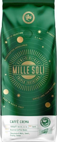 MilleSoli Caffe Crema Bohnen 1000g