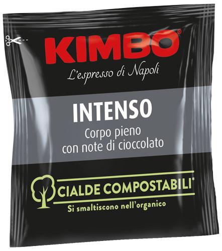 Kimbo ESE Espresso Pad Intenso   100 Stück im Dispener   7g je Pad