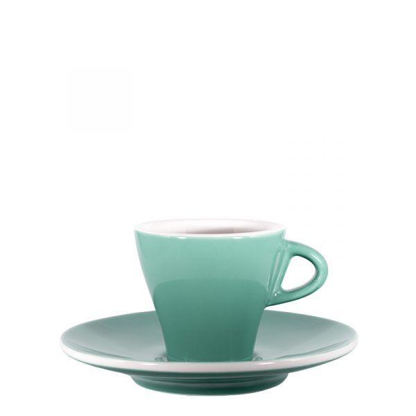 Espressotasse bunt - Mint