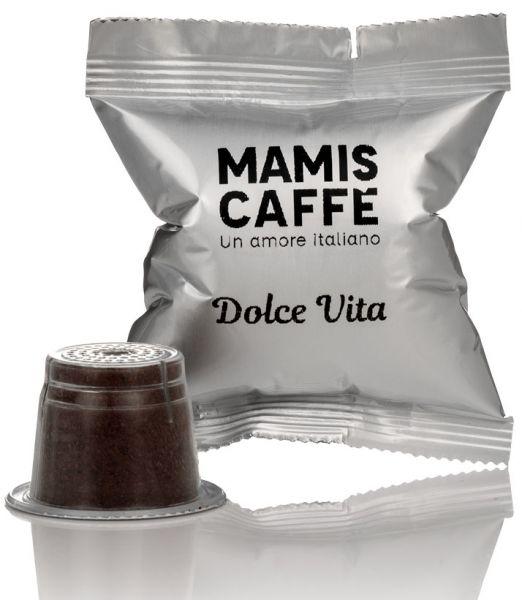 Mamis Caffe Nespresso Kapsel Dolce Vita