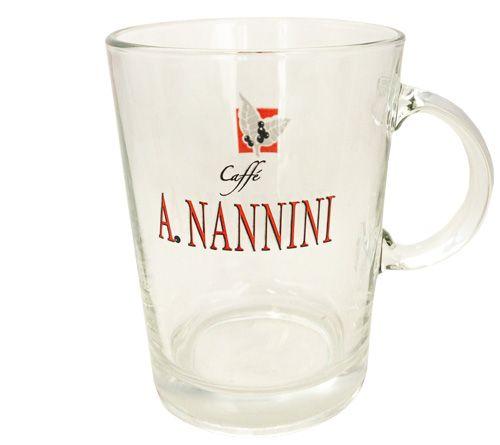 Nannini Latte Macchiato Glas