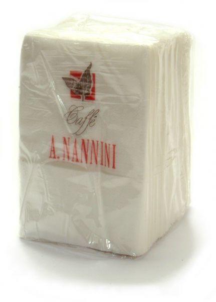 Nannini Espresso Servietten