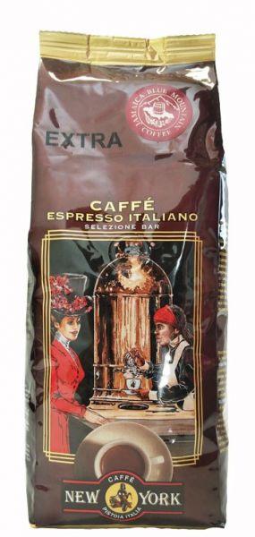 Caffe New York EXTRA Espresso 500g Bohnen