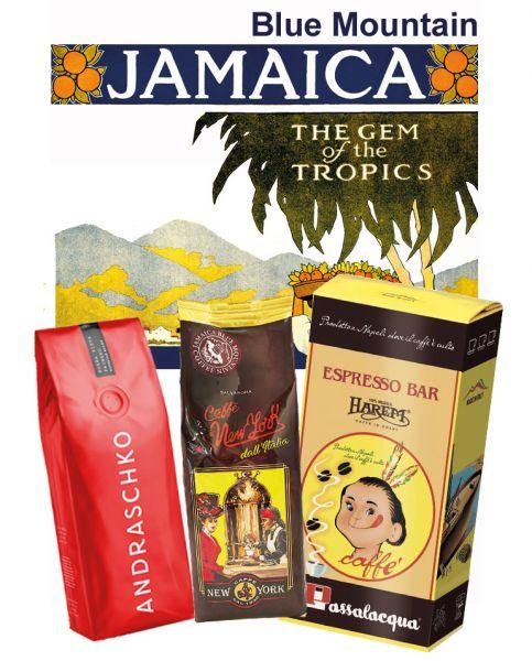 Jamaica Blue Mountain Espresso - edle Kaffeebohnen