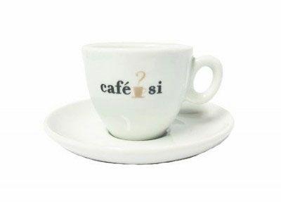 Cafe Si Espresso Tasse