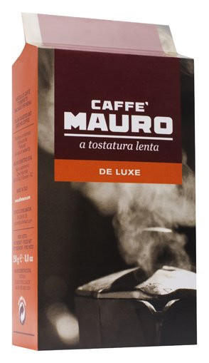 Mauro Espresso De Luxe gemahlen