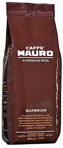 Mauro Superior Espresso - Bohne 1 kg