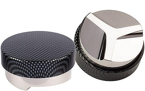 Motta Coffee leveling tool Carbon-Design 58mm