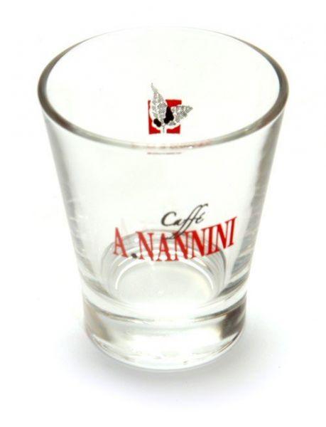 Nannini Espresso-Glas