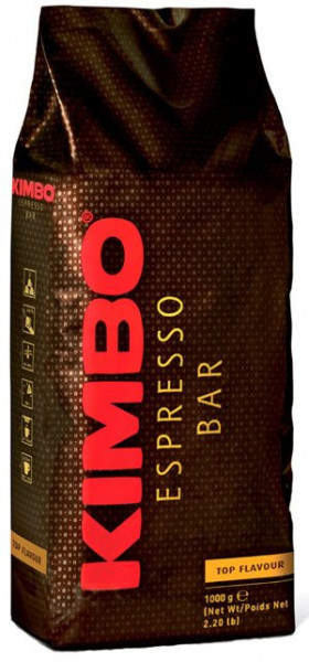 Kimbo Espresso Kaffee Top Flavour