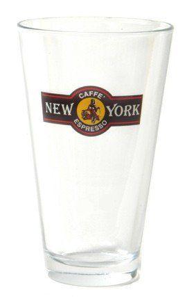 Caffè New York Latte Macchiato Glas