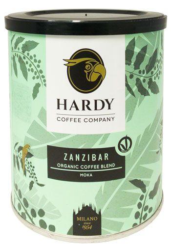 Hardy Bio Espresso Zanzibar - 250g Dose Bohne