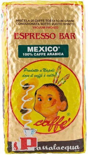 Passalacqua Mexico 1000g Espresso