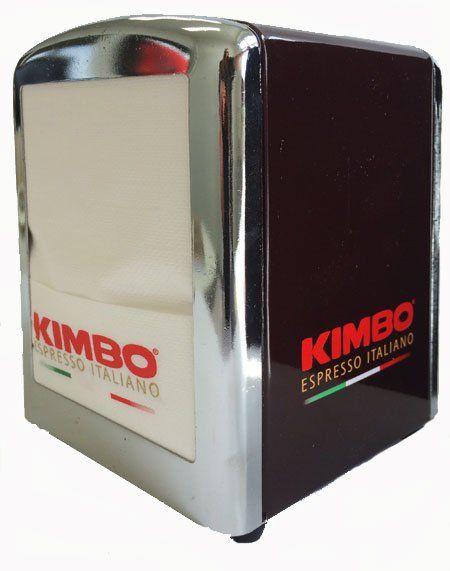 Caffe Kimbo Serviettenspender