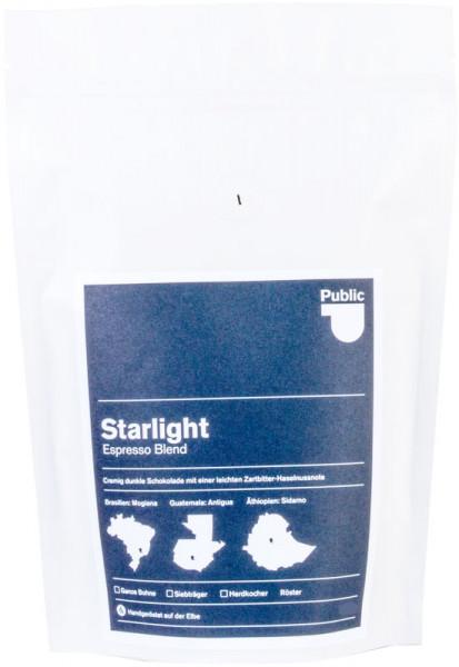 Public Coffee Roasters Espresso Starlight