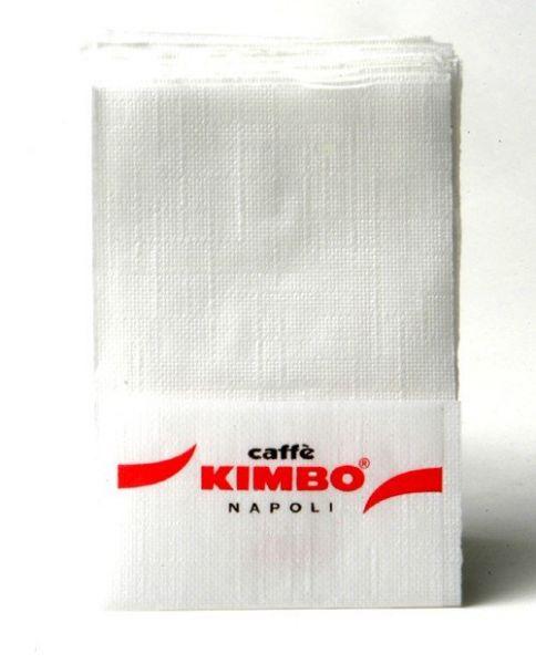 Caffe Kimbo Servietten Nachfüllpack