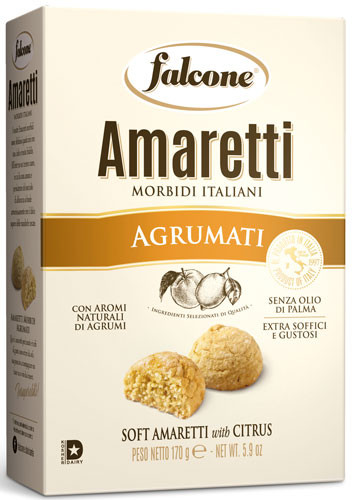 Amaretti Amarettini agli Agrumi
