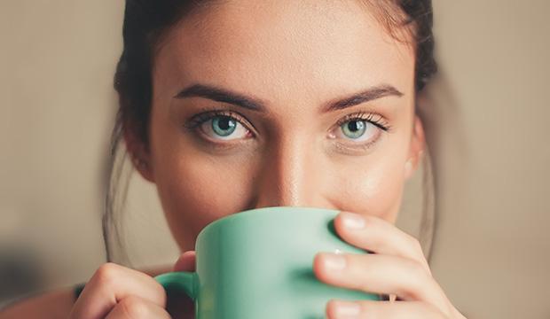 Wenig Koffein