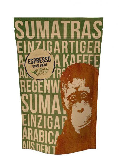Speicherstadt Kaffee Orang Utan Sumatra 250g