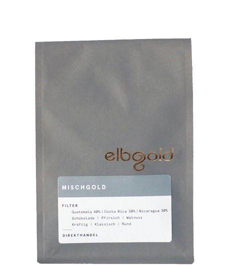Mischgold Filterkaffee 250g   Elbgold