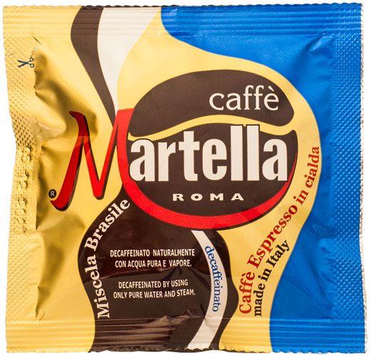 Martella Ese Pads ohne Koffein