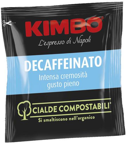 Kimbo ESE Pad ohne Koffein - 100 Stück