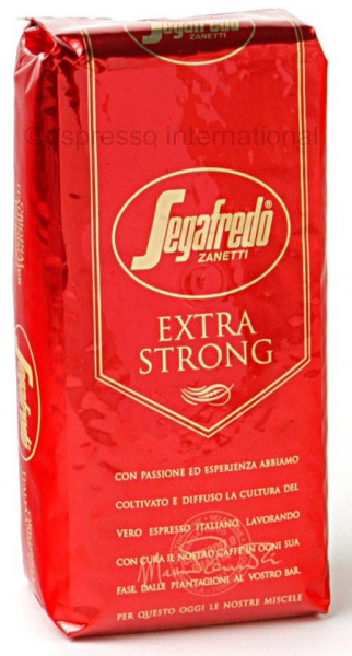 Segafredo Kaffee Extra Strong
