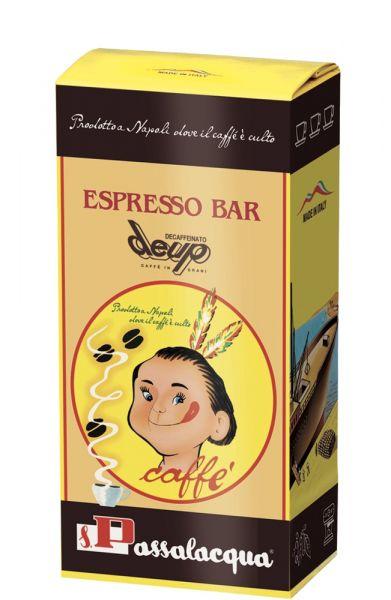 Passalacqua Deup Espresso Ohne Koffein | Entkoffeiniert