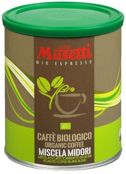 Musetti Bio Kaffee Dose