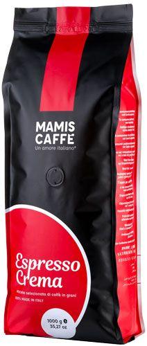 Mamis Kaffee Espresso Crema 1000g