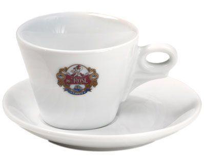 Mrs. Rose Kaffee Cappuccinotasse