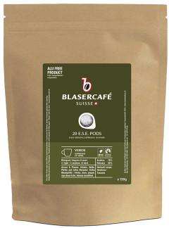 Blasercafé Verde Bio Fairtrade ESE Pads