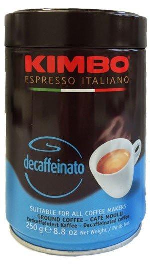 Kimbo Kaffee decaffeinato entkoffeiniert