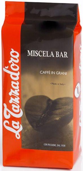 La Tazza d'oro Miscela Bar Espresso 1000g Bohne