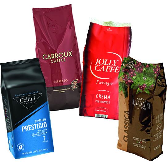 Espresso Probierset beste Kaffeebohnen